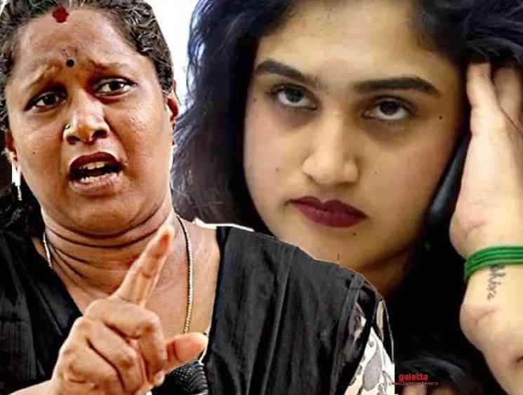 Peter Paul first wife Elizabeth Helen statement against Vanitha - Tamil Movie Cinema News