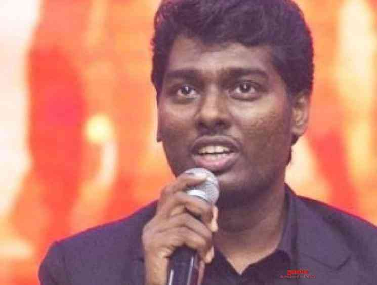 Atlee donates 10 lakhs to film industry for COVID 19 - Tamil Movie Cinema News