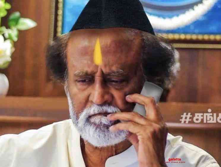 Anbazhagan trolls Rajinikanth with a morphed photo - Tamil Movie Cinema News