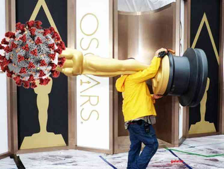 Oscars postponed by 2 months to 25th April 2021 - Tamil Movie Cinema News
