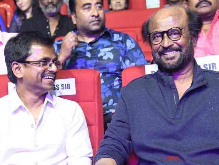 AR Murugadoss mass speech at Darbar Pre release event - Tamil Movie Cinema News