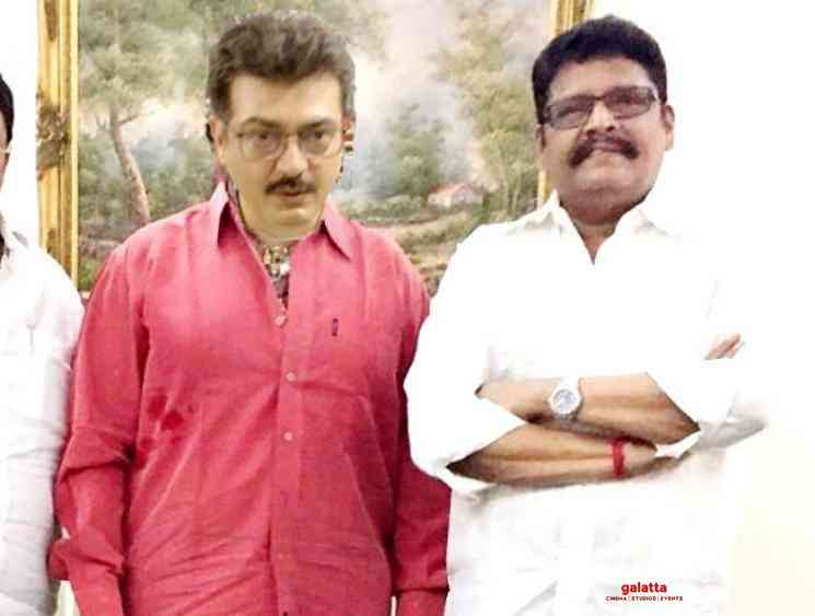 KS Ravikumar denies directing Ajith Kumar - Tamil Movie Cinema News