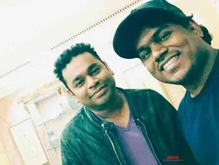 AR Rahman praises Yuvan Shankar Raja Yaa Nabi song - Tamil Movie Cinema News