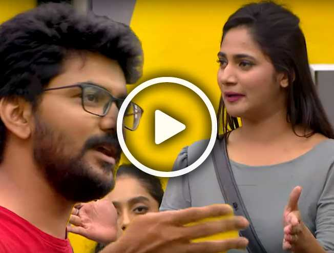 Losliya accuses Kavin | Bigg Boss new promo