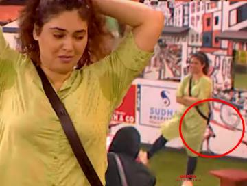Sherin quits a task because of Kavin | More drama | Bigg Boss Promo