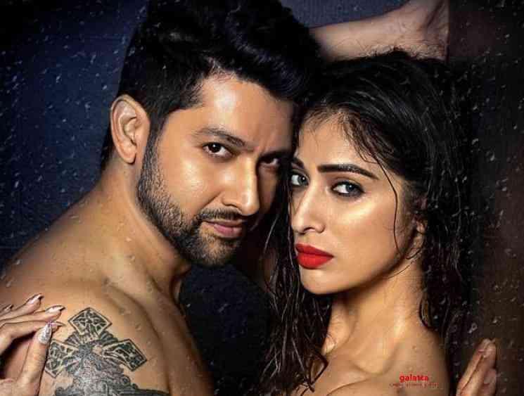 Raai Laxmi announces her first web series Poison 2 - Tamil Movie Cinema News