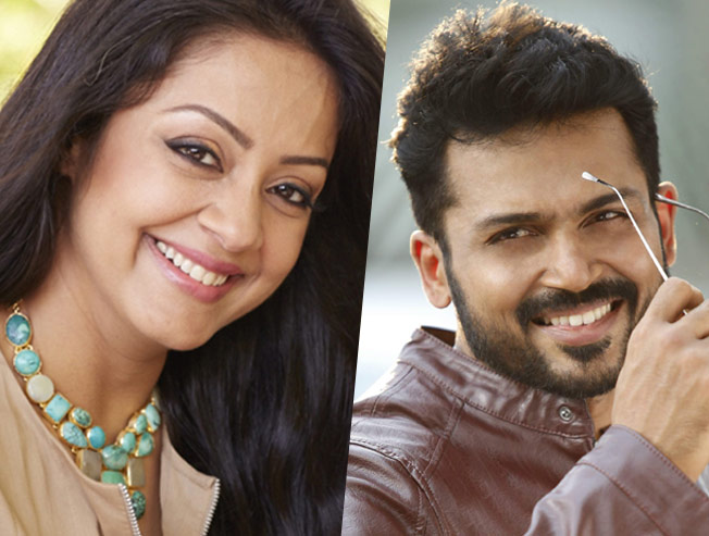Ammu Abirami joins Karthi and Jyotikas untitled film directed by Jeethu Joeseph