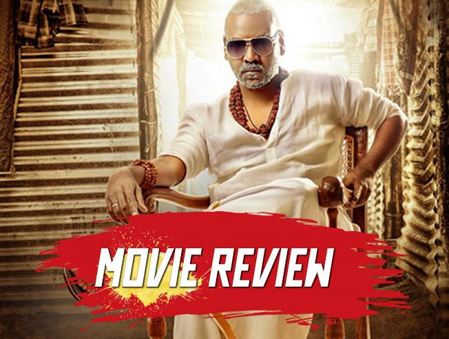 Raghava Lawrence's Kanchana 3 Movie Review | Oviya