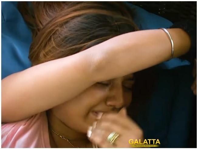 BIGG BOSS 2: Aishwarya In Uncontrollable Tears