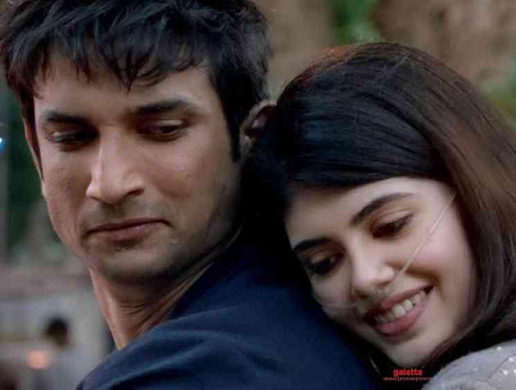 Sushant Singh Rajput Taara Ginn video song AR Rahman - Tamil Movie Cinema News