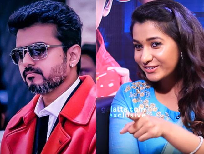 Priya Bhavani Shankar about Thalapathy 64 heroine rumour