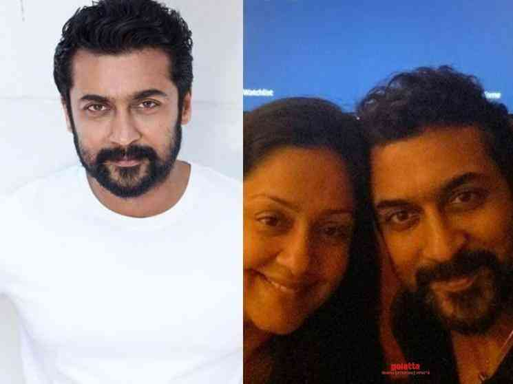 Suriya joins Instagram on his birthday - Tamil Movie Cinema News