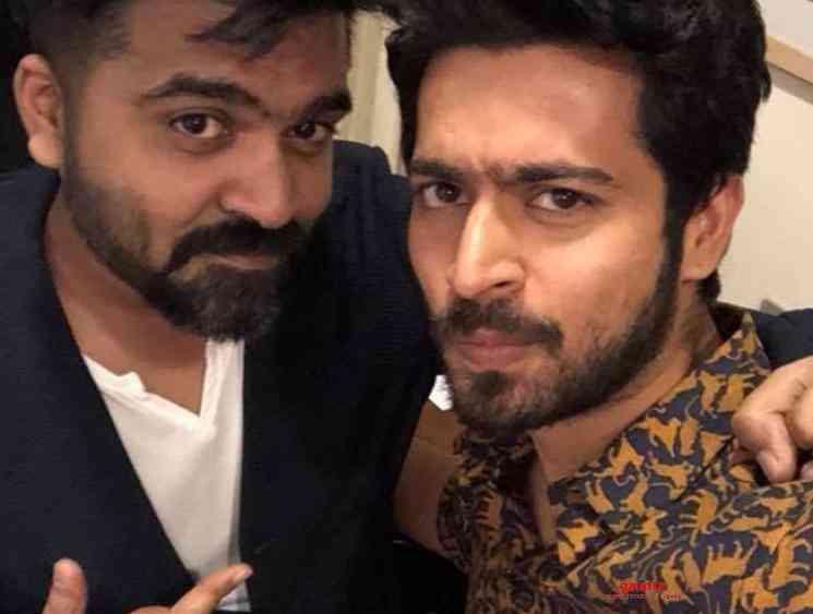 Simbu praises Harish Kalyan and Dharala Prabhu team - Tamil Movie Cinema News