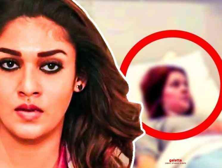 Actress Nayanthara NOT affected by Corona Virus rumours - Tamil Movie Cinema News