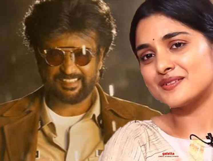 Kannula Thimuru song Darbar Nivetha Thomas review - Tamil Movie Cinema News