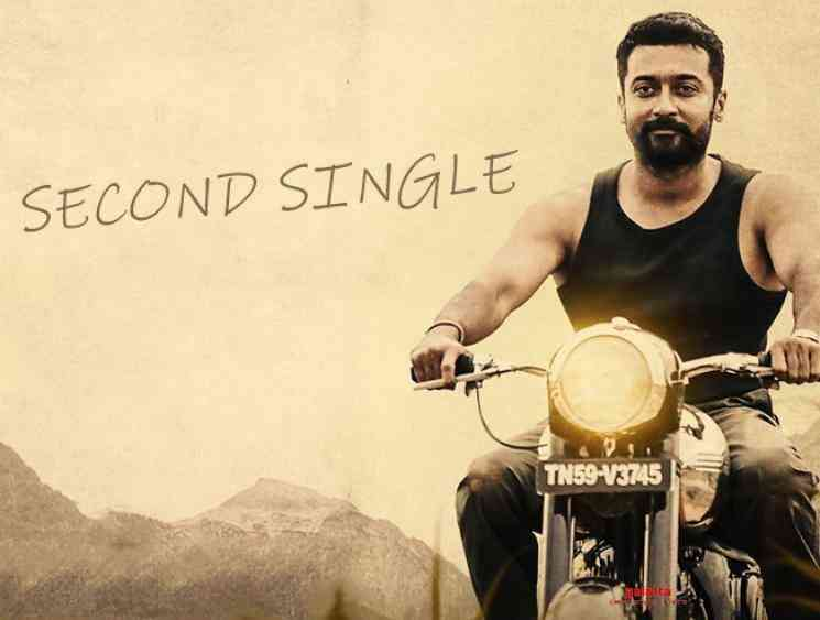 Soorarai Pottru 2nd single Veyyon Silli to release on February 13 - Tamil Movie Cinema News