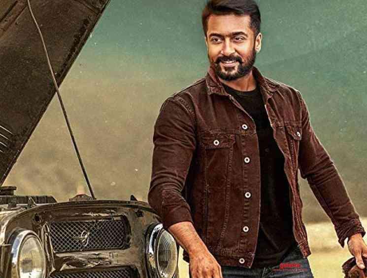 Soorarai Pottru 2nd song to be launch mid air with 100 kids - Tamil Movie Cinema News