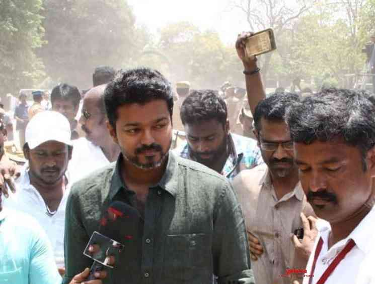 Vijay likely to be taken to Income Tax office for inquiry - Tamil Movie Cinema News