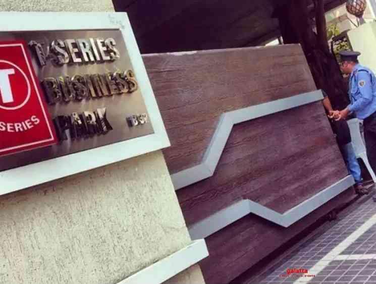 Mumbai T-Series office sealed due to corona contamination - Tamil Movie Cinema News