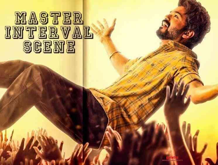Rathna Kumar talks about Master interval scene - Tamil Movie Cinema News