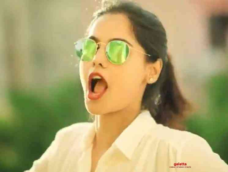 Yaarukkum Anjael Bindu Madhavi birthday promo video - Tamil Movie Cinema News