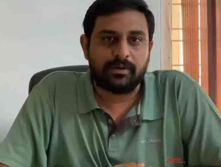 onman arrested for impersonating director Ajay Bhupathi - Tamil Movie Cinema News