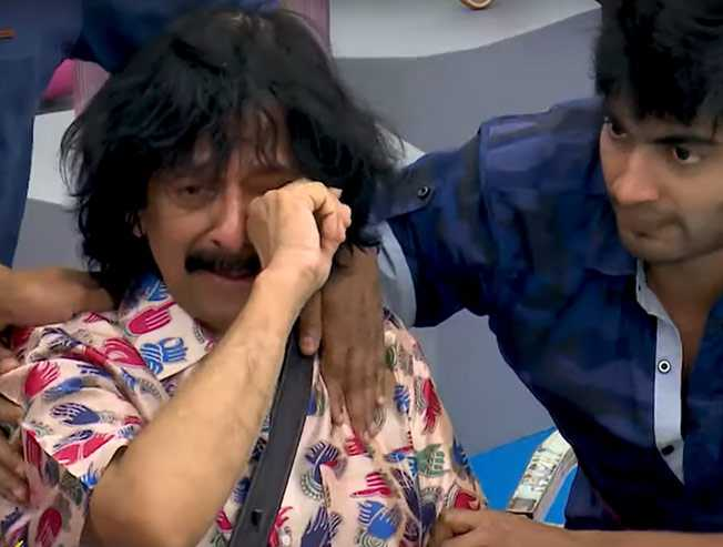 Mohan Vaithya in tears | Bigg Boss 3 new promo