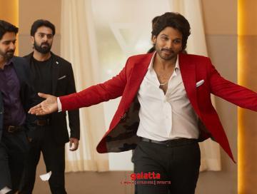 Ala Vaikunthapurramuloo Telugu film Teaser Allu Arjun - Tamil Movie Cinema News