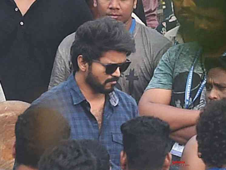 IT department questions Thalapathy Vijay - Tamil Movie Cinema News