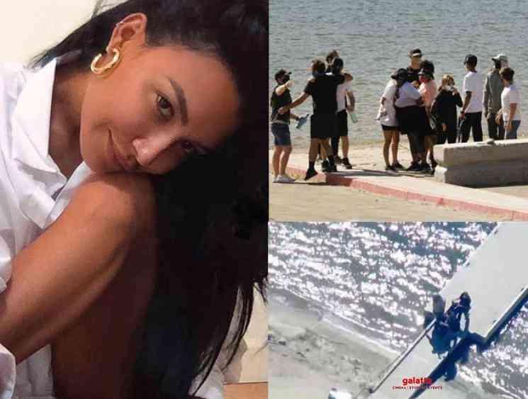Naya Marie Rivera body found dead in California lake - Tamil Movie Cinema News