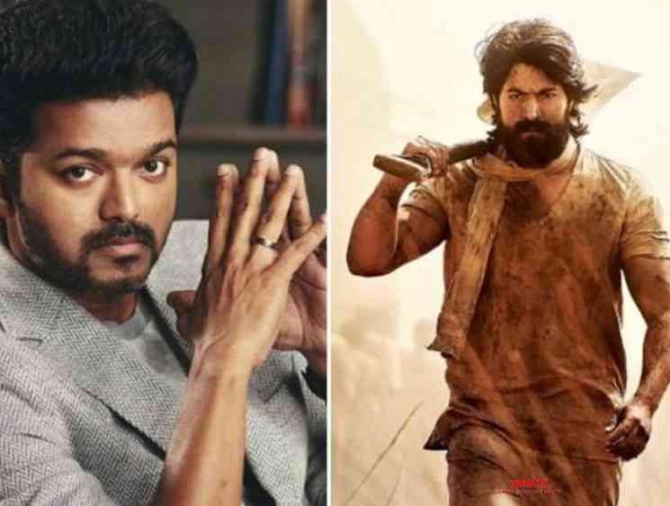 KGF director Prasanth Neel reacts to Thalapathy 65 rumours - Tamil Movie Cinema News