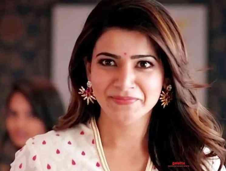 Samantha likely to act in Bangalore Nagarathnamma biopic - Tamil Movie Cinema News
