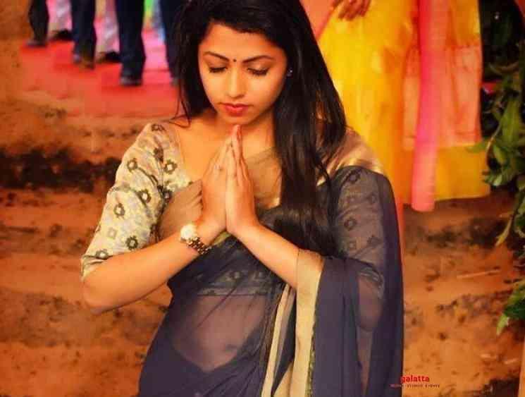 Navya Swamy emotional video after tested positive for Corona - Tamil Movie Cinema News