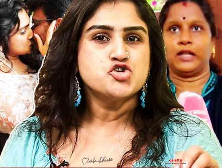 Vanitha statement to Peter Paul first wife Elizabeth Helen - Tamil Movie Cinema News