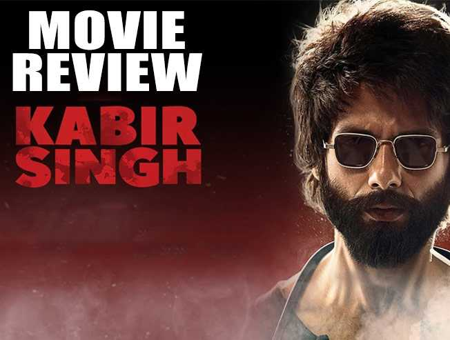 Kabir Singh Hindi movie review Arjun Reddy remake Shahid Kapoor