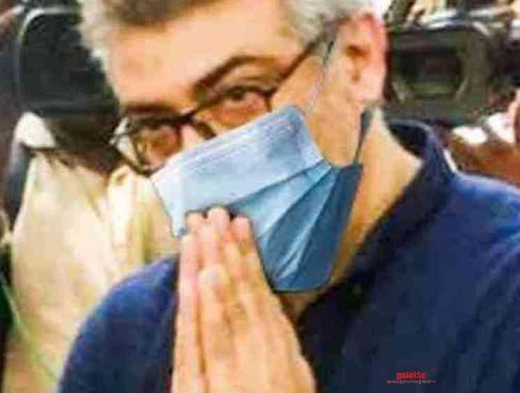 Dr Karthik Narayanan praises Ajith Kumar for his Corona help - Tamil Movie Cinema News