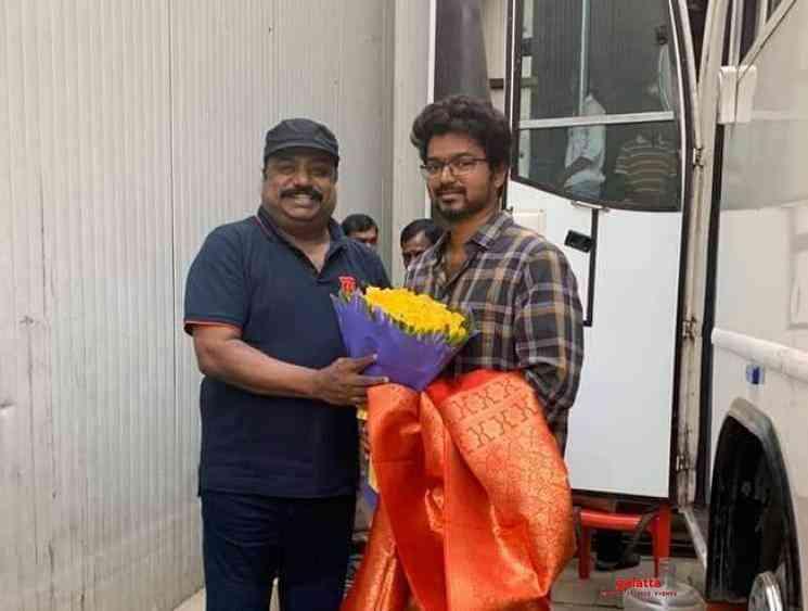Lokesh Kanagaraj will not direct Thalapathy 65 - Tamil Movie Cinema News