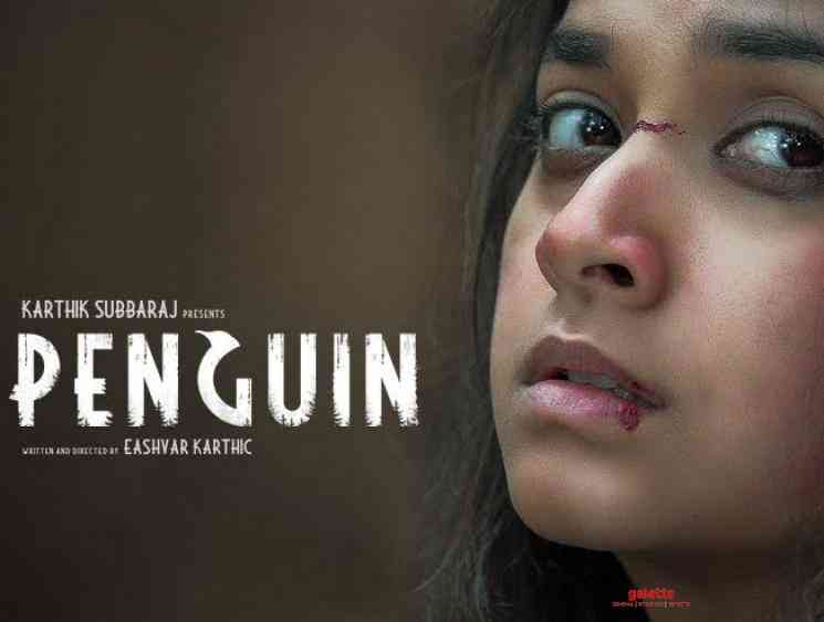 Keerthy Sureshs Penguin movie teaser Karthik Subbaraj - Tamil Movie Cinema News