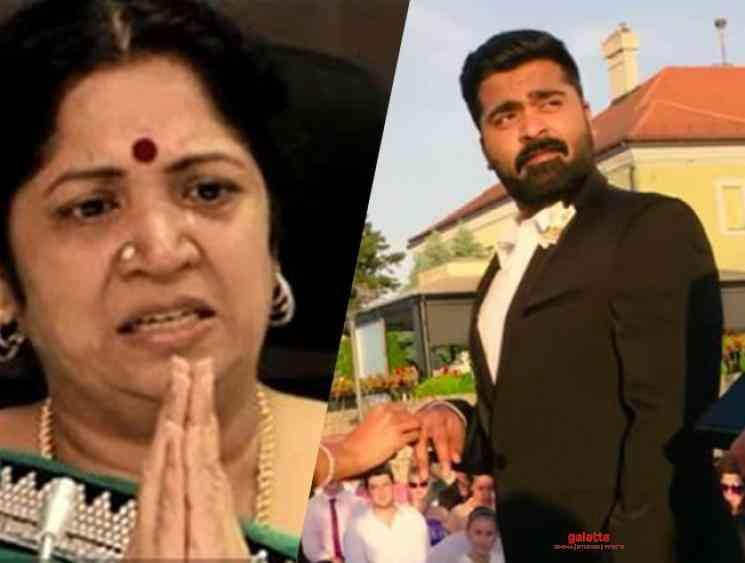 Usha T Rajendars statement on Simbus marriage - Tamil Movie Cinema News