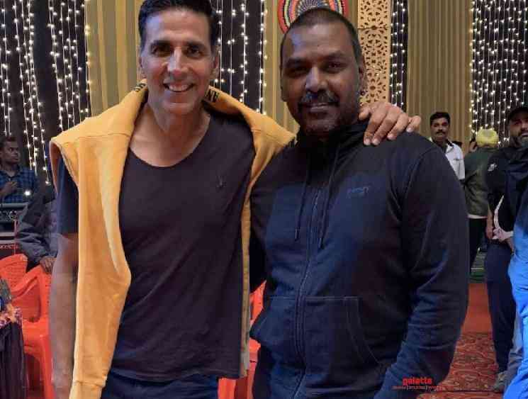 Raghava Lawrence shares update on Laxmmi Bomb with Akshay Kumar - Telugu Movie Cinema News