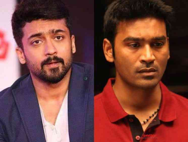 Vasanthabalan confirms narrating stories to Suriya and Dhanush - Tamil Movie Cinema News