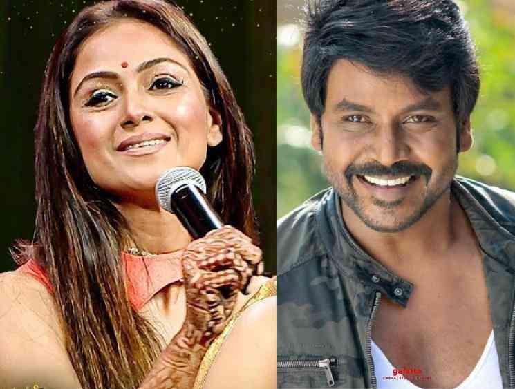 Simran denies rumours about acting in Chandramukhi 2 - Tamil Movie Cinema News