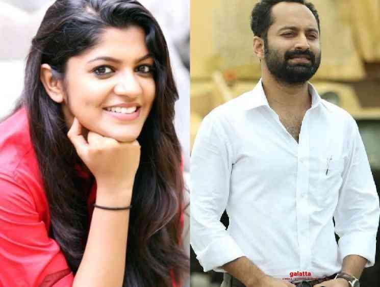 Fahadh Faasil and Aparna Balamurali to act together in Thankam - Tamil Movie Cinema News