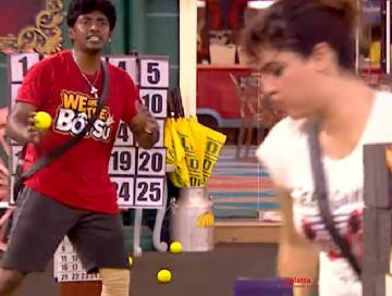 Semma tough fight in Bigg Boss | New entertaining promo