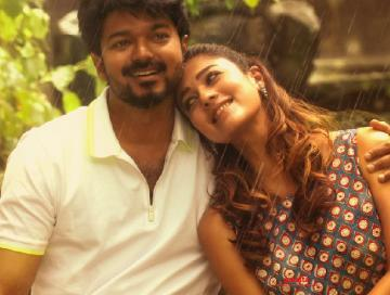 Thalapathy Vijay's Bigil - much awaited romantic song video is here