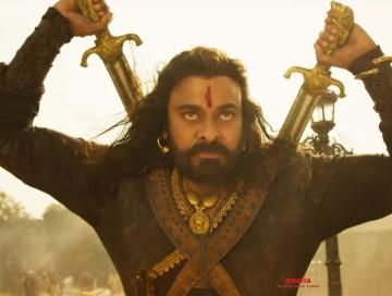 Sye Raa Narasimha Reddy - super grand trailer is here!