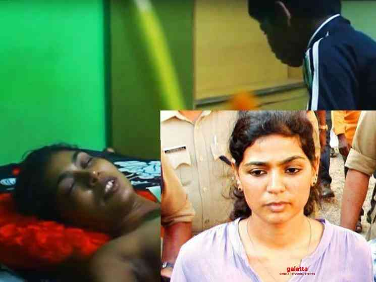Rehana Fathima responds after government opposes bail - Tamil Movie Cinema News