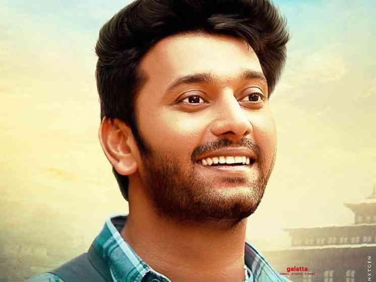 Arulnithi Eruma Sani Vijay movie first look - Tamil Movie Cinema News
