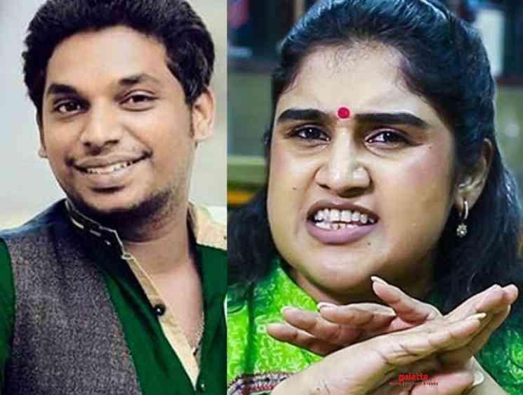 Vanitha Vijayakumar lawyer about Suriya Devi and Nanjil Vijayan - Tamil Movie Cinema News