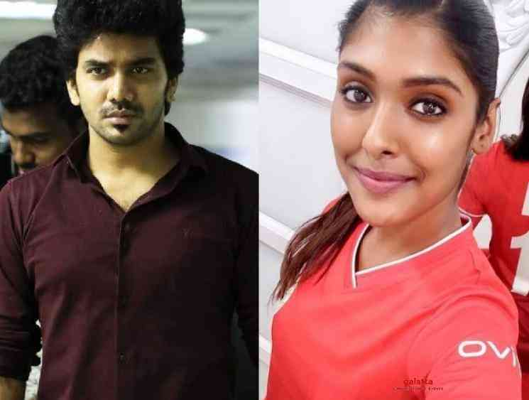 Bigil fame Gayathri Reddy to act in Kavin Amritha Aiyer Lift - Tamil Movie Cinema News
